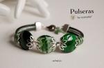 Pulsera Verde1 Trizas